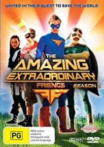Amazing Extraordinary Friends - Season One - 2-DVD Set (DVD)